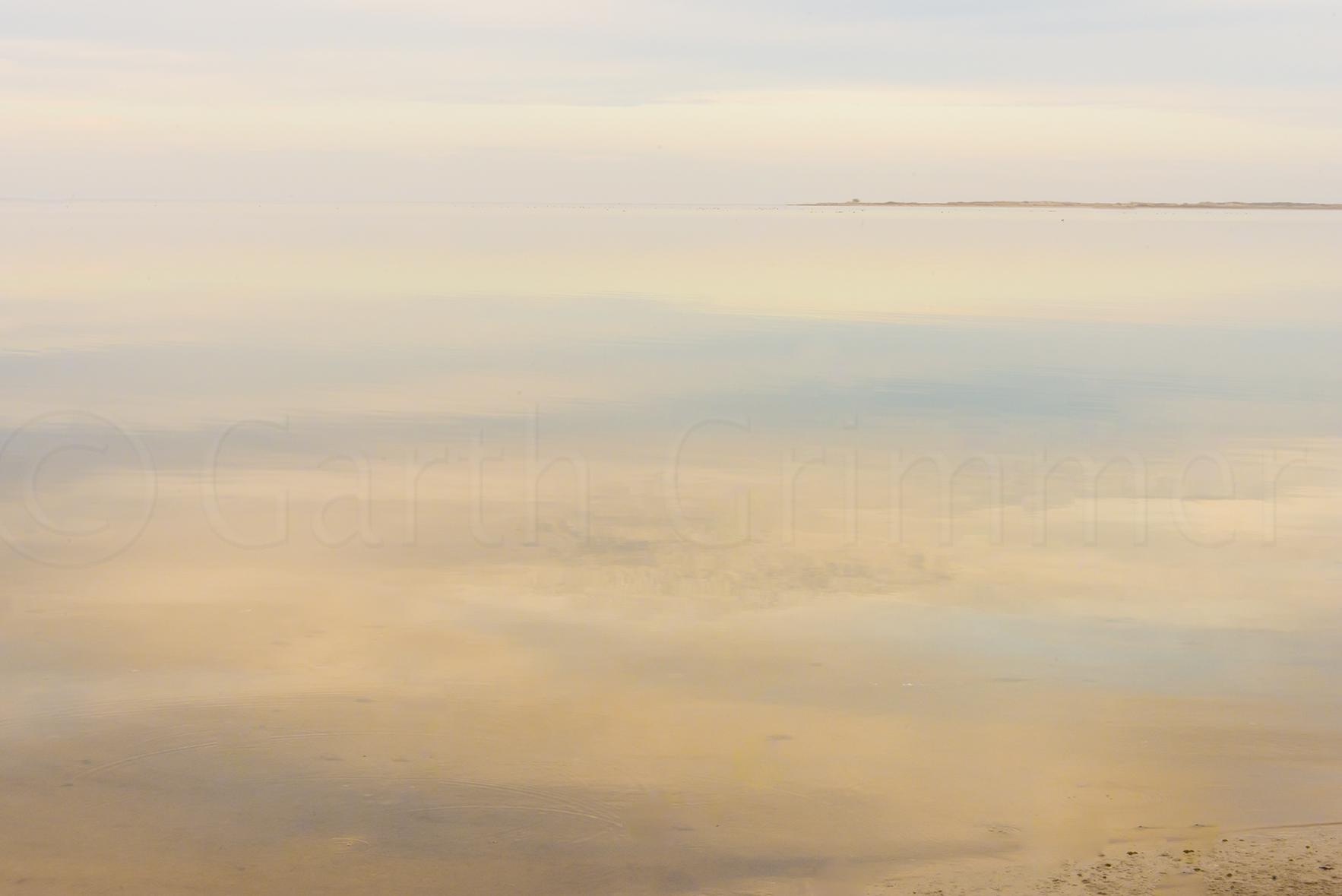 Sky meets sea at Mdaket