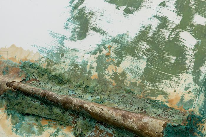 Hull bottom paint