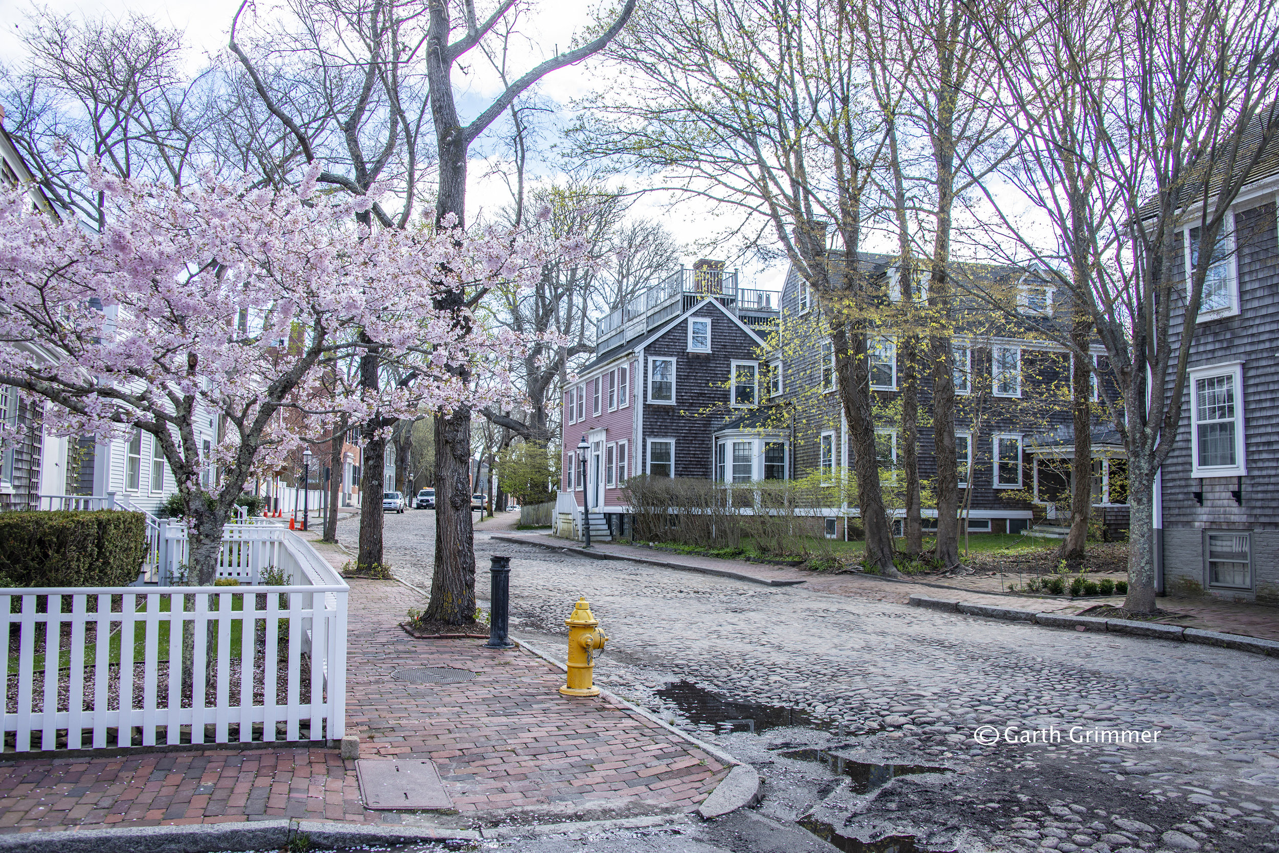 Main Street Nantucket