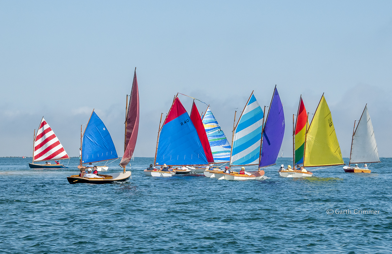 Nantucket Rainbow fleet