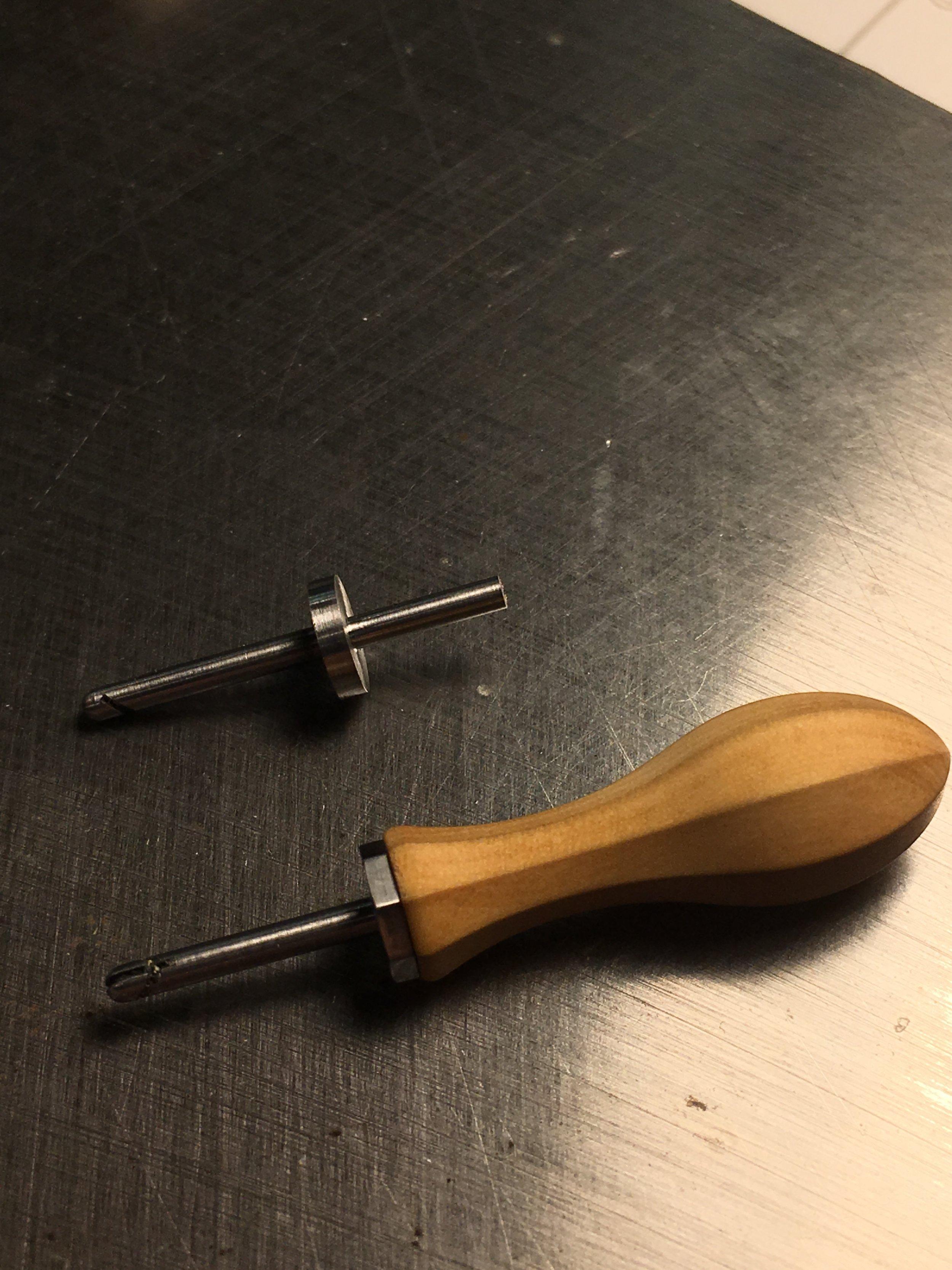 Octagon hardware test piece