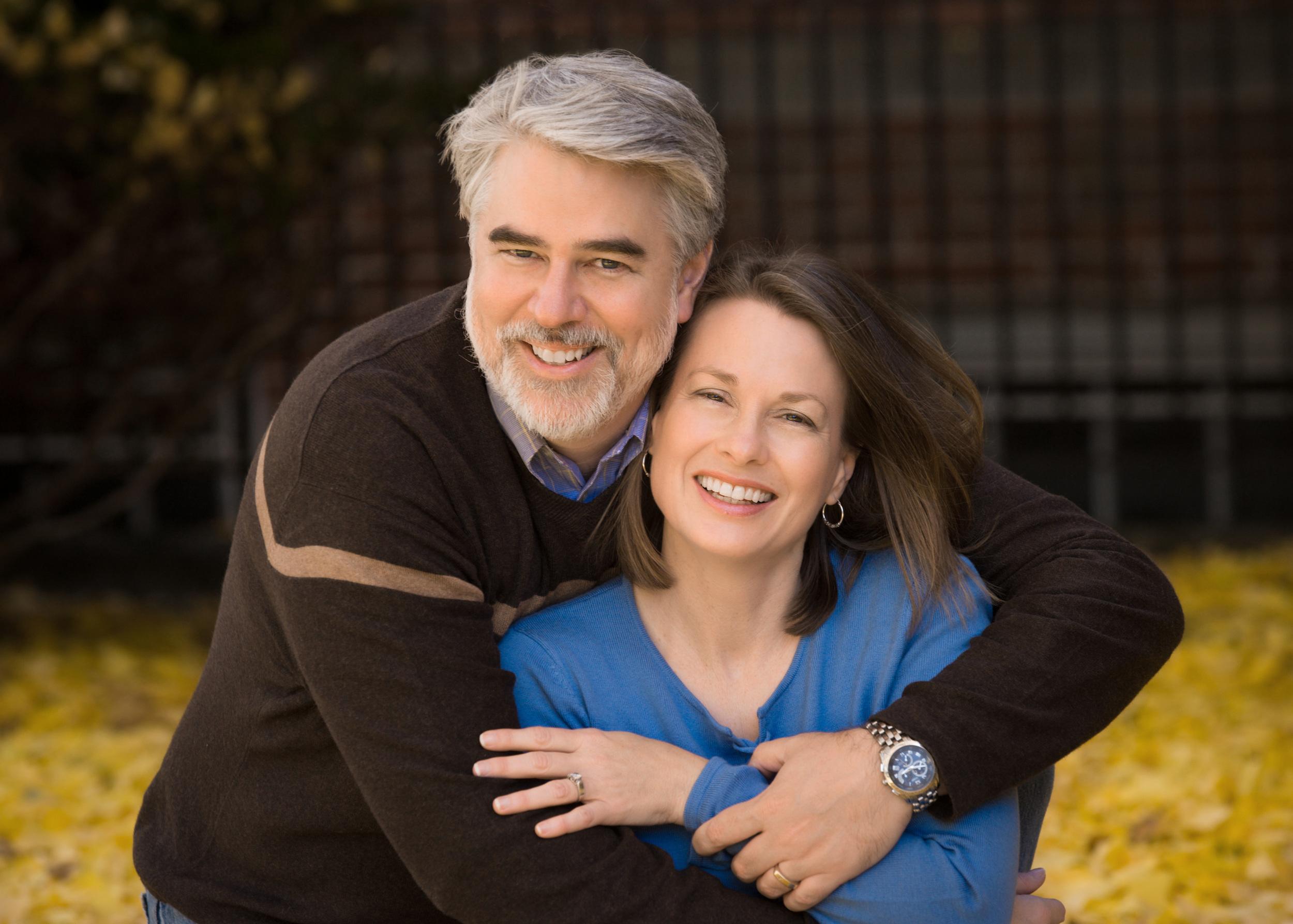 Scott and Valorie Walz