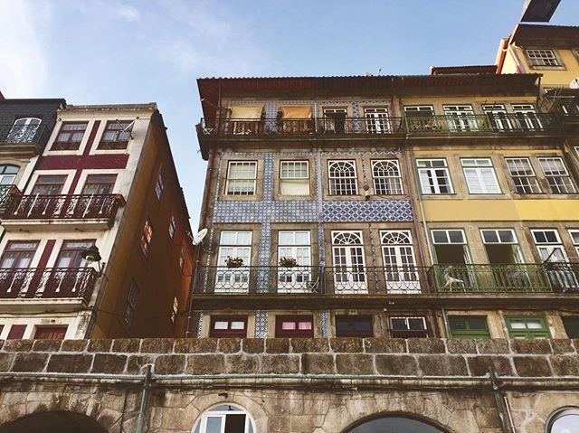 Bom dia Porto #portugal🇵🇹 #ribeira #muitobonito