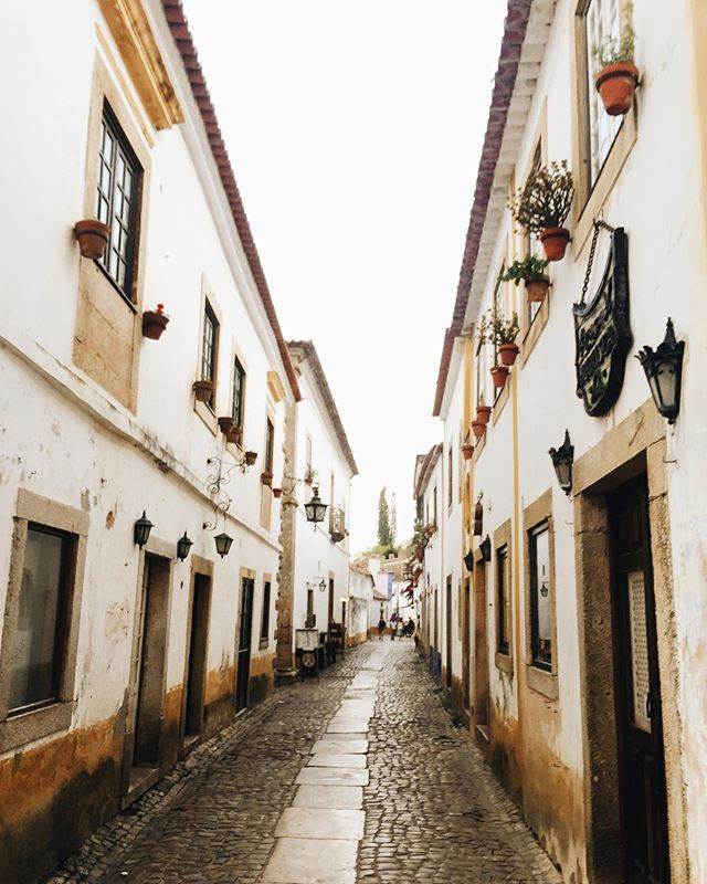 Obidos mágico #portugal