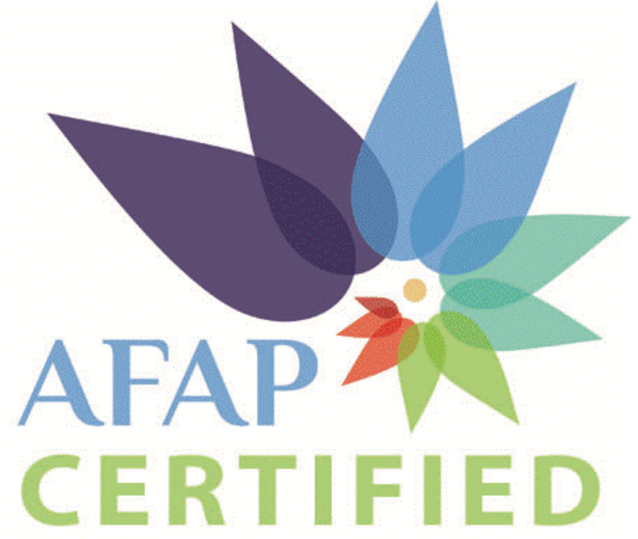 Certified Member of the Assn. of Fertility Awareness Professionals.