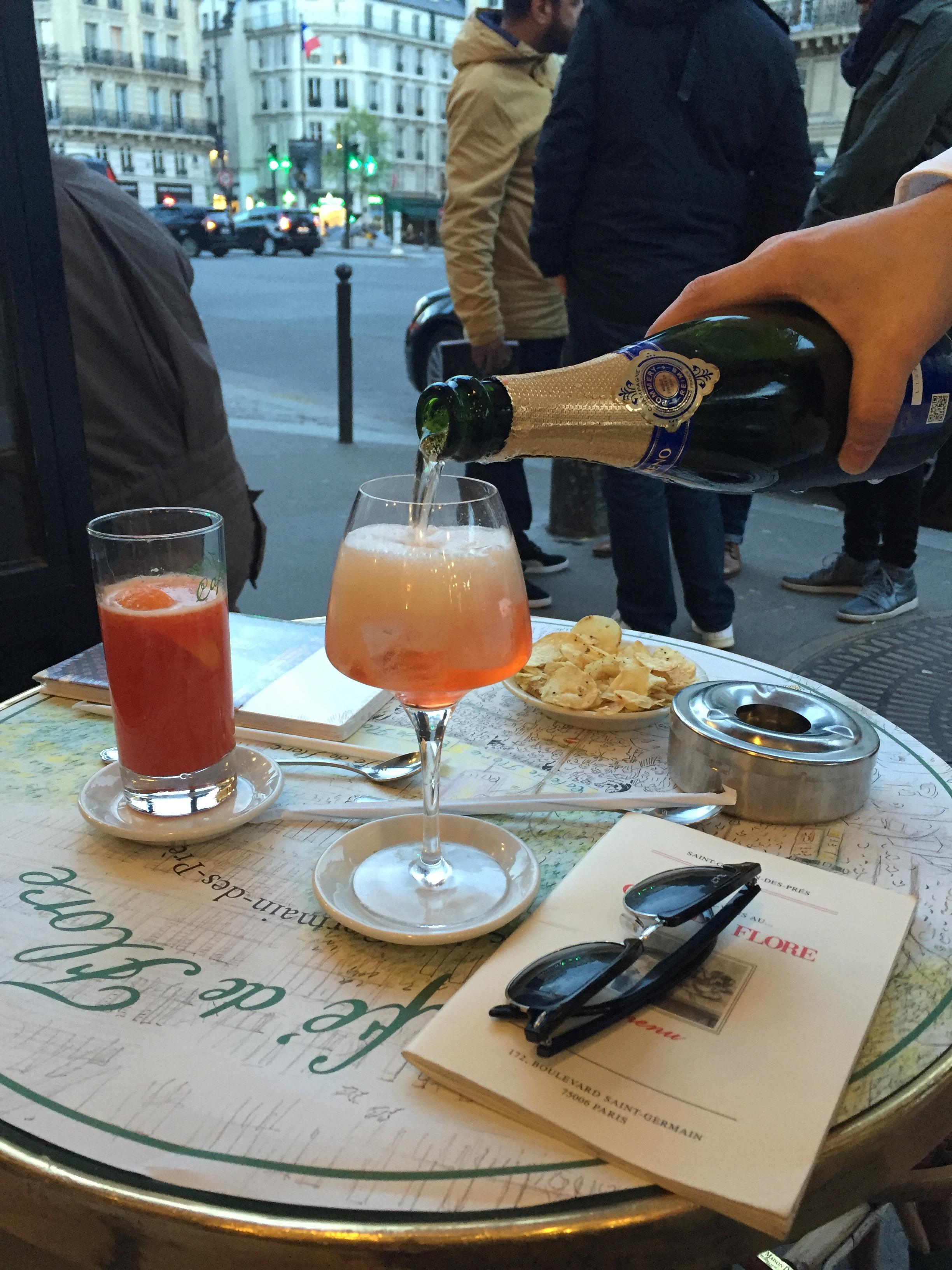Café de Flore cocktail
