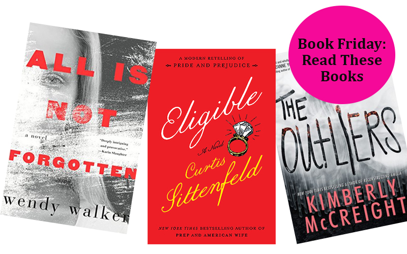 Book Friday: Read These Books