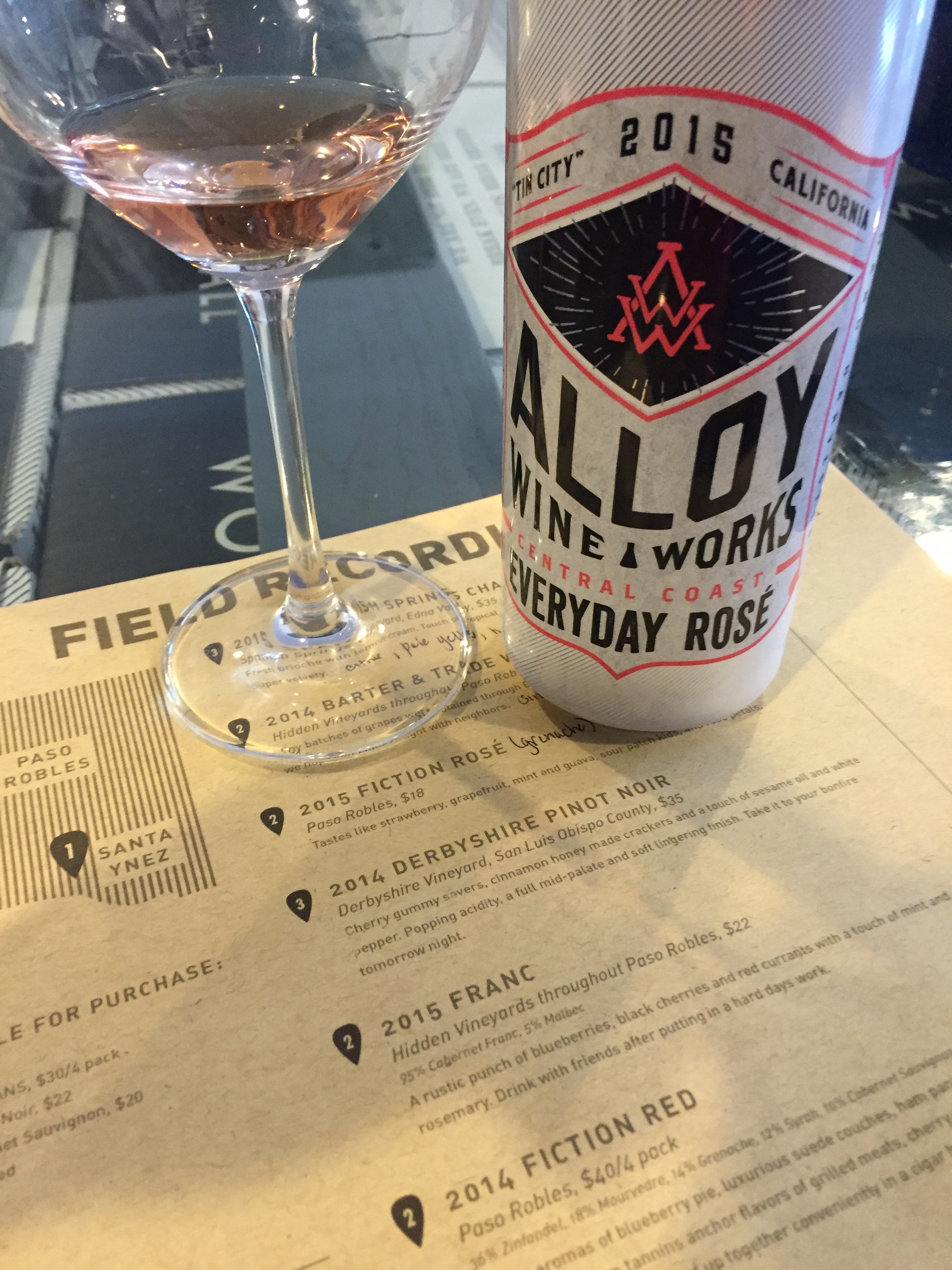Fiction Wines Everyday Rosé