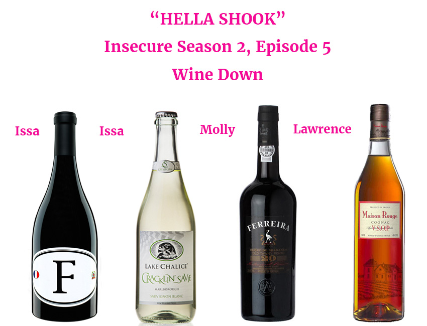 Wines for a Wine Down