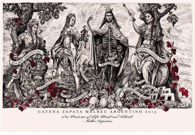 The history of Malbec from Bodega Catena Zapata
