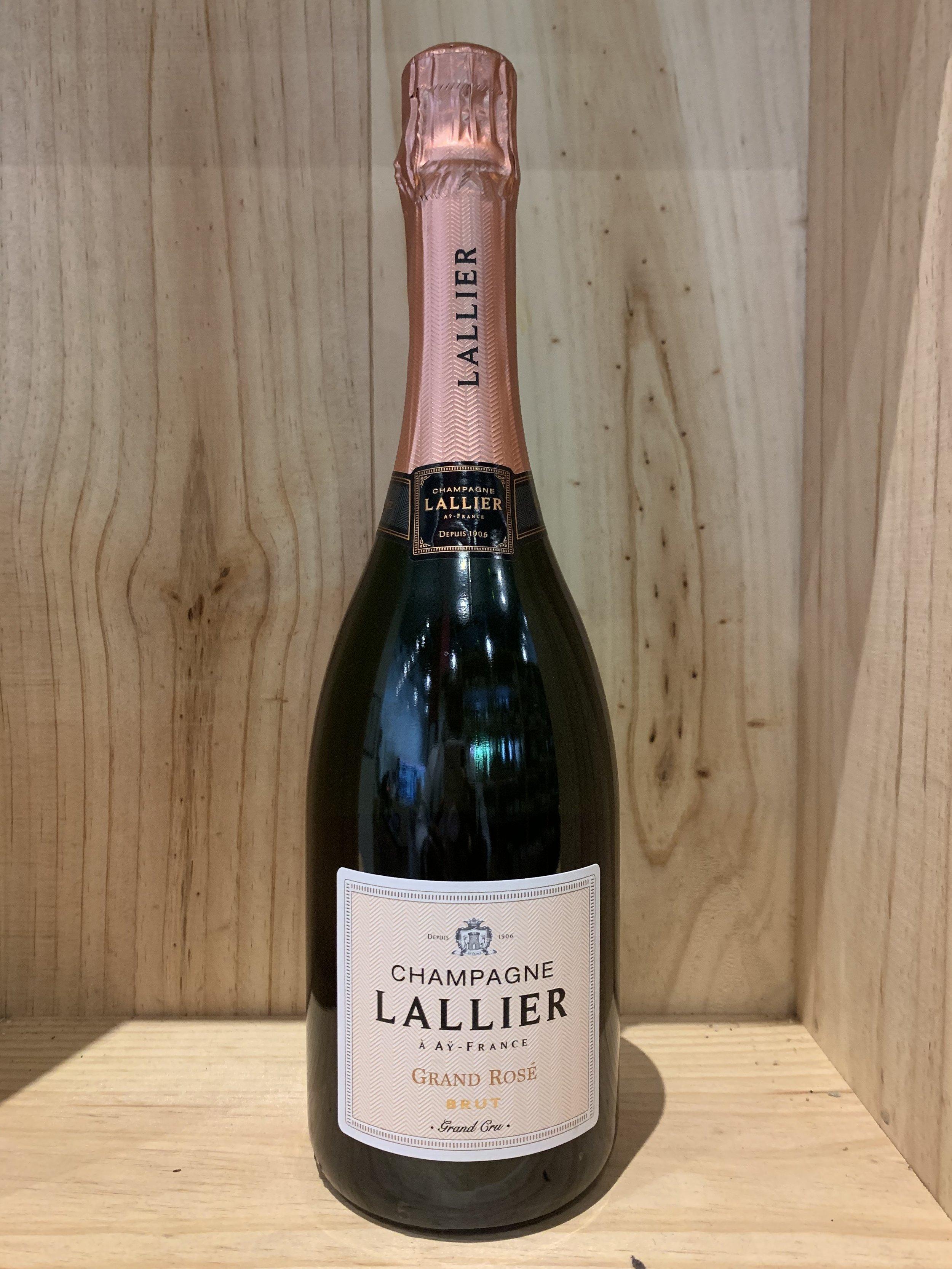 Champagne Lallier Brut Rosé