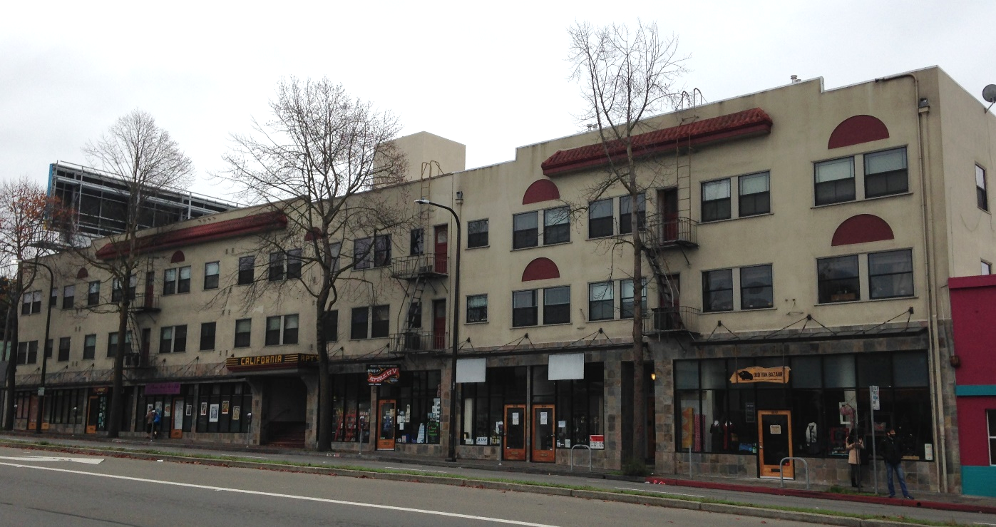 1610-1648 University Avenue , Central Berkeley 49 Infill Residential Units 38,231 GSF SB Pacific Group