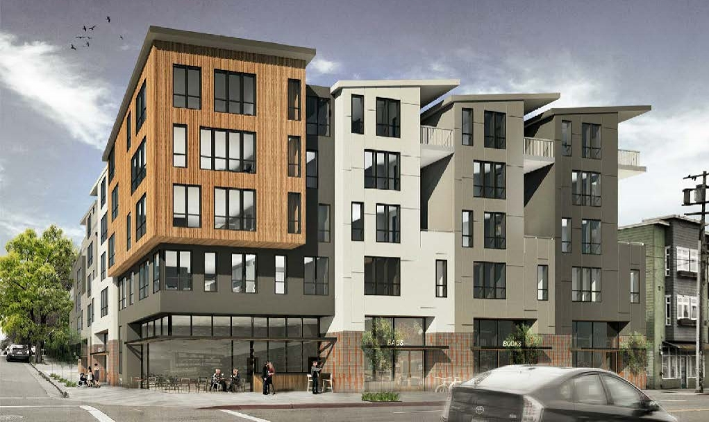 3000 Shattuck Avenue , South Berkeley 23 Transit-Oriented Dwelling Units 3,626 SF Retail/Restaurant 40,680 GSF Client: NX Ventures
