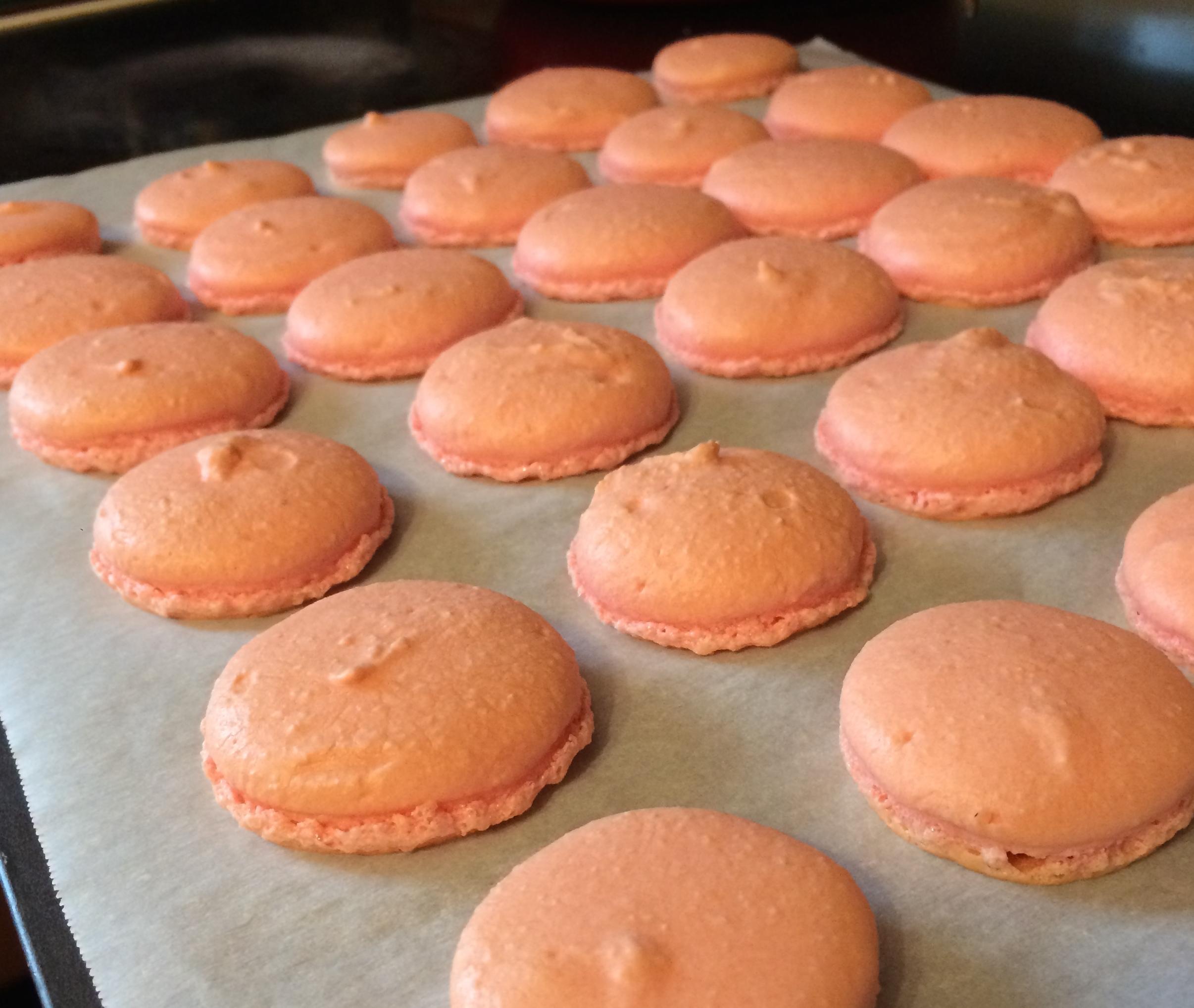 raspberrymacaroncookie