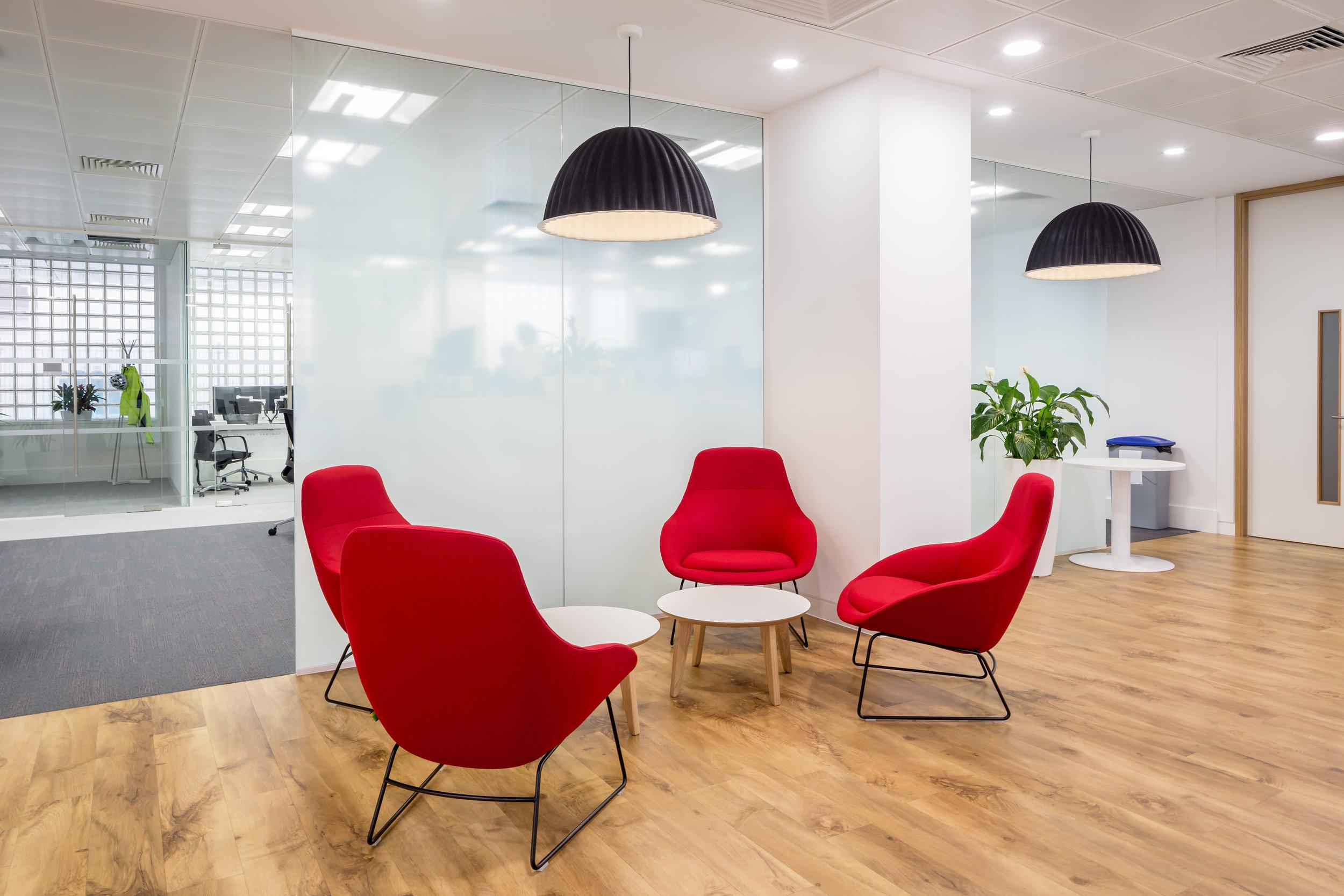 Tableax Offices, The Oval, Dublin.