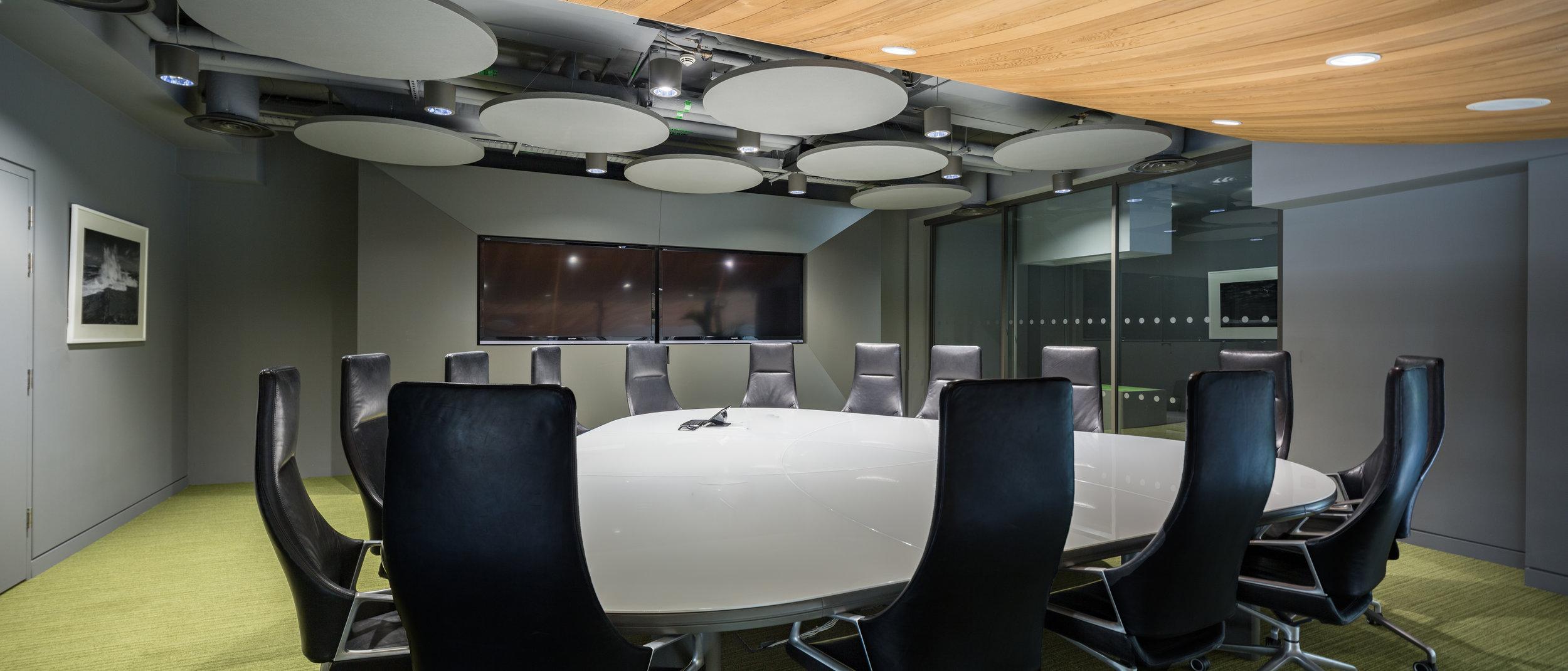 Avalon Boardroom, The Oval, Dublin.