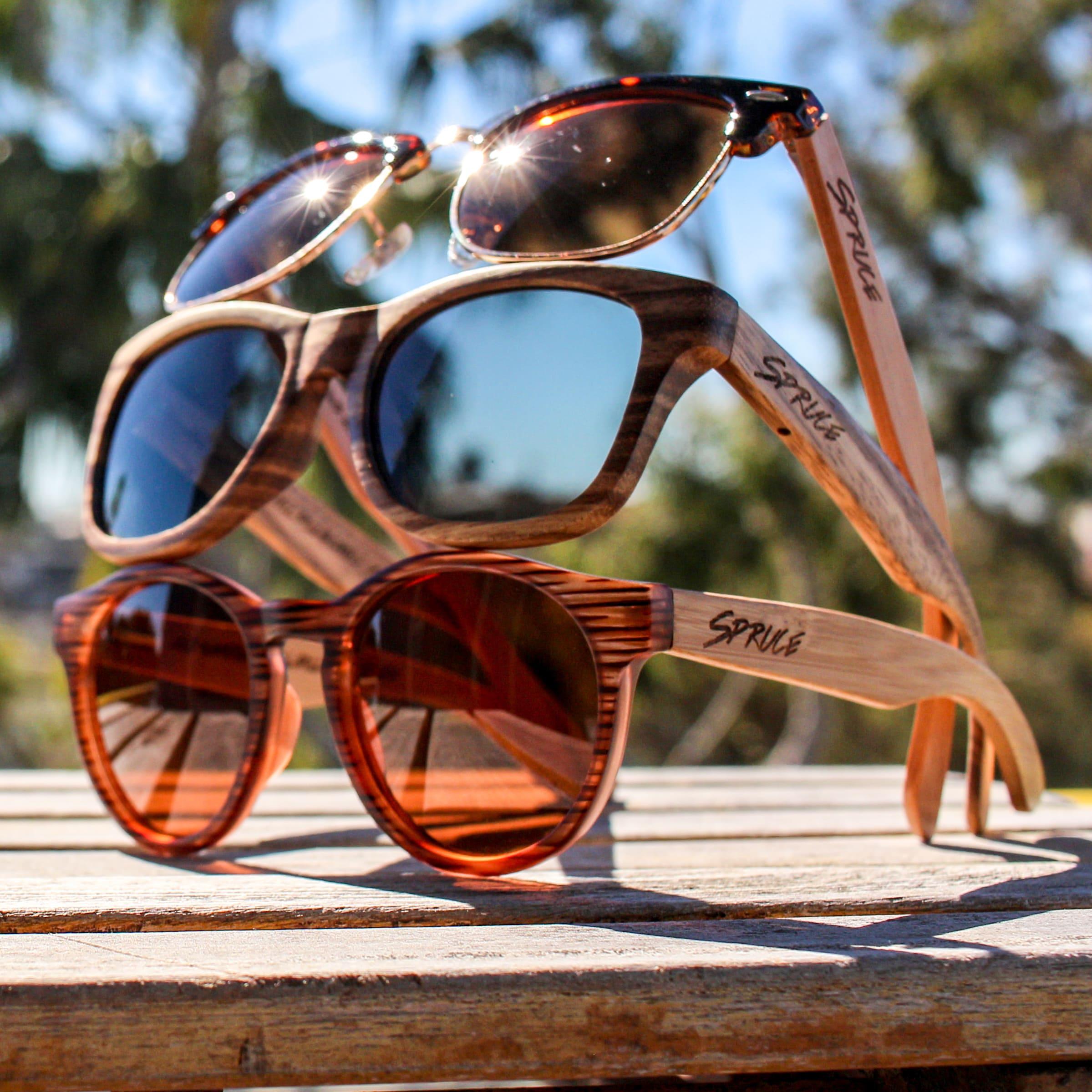 spruce shades