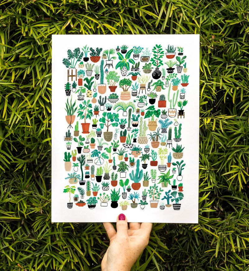 Cactus Club Paper