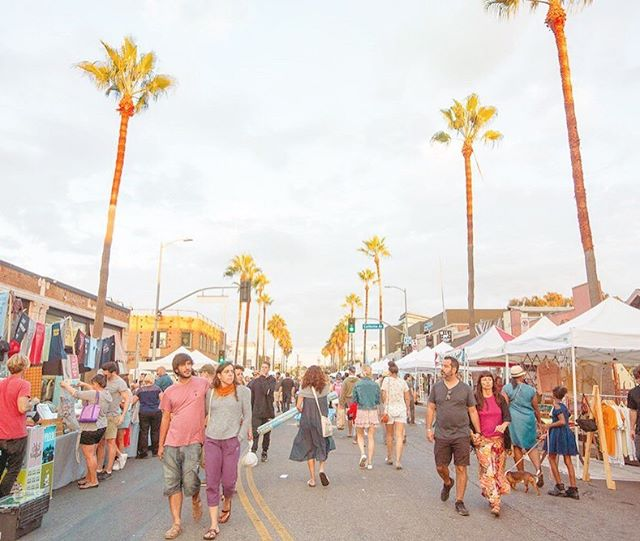 Mark your calendars: The 35th Annual Abbot Kinney Festival takes place Sunday, September 29, 2019 from 10am - 6pm! (In the meantime, tonight is First Friday on #abbotkinney!)