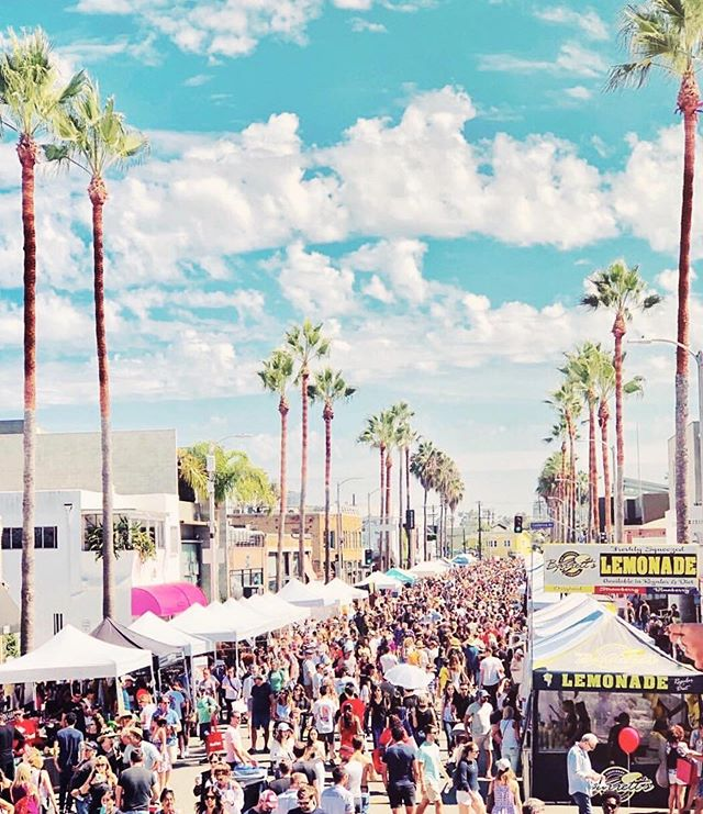 Join over 125,000 people for live music and art, over 350 vendors, food trucks & booths, beer gardens and more!  This Sunday, September 29th, 