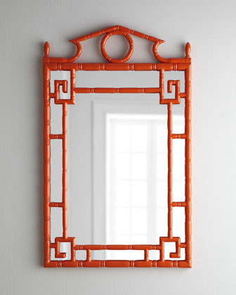 IDEA:  Bamboo Mirror on Horchow
