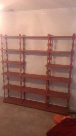 Wood Shelf
