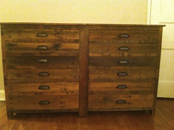 Reclaimed Wood Console $1000  -The price on this was a bit high but loved the piece so thought I'd post it anyway.