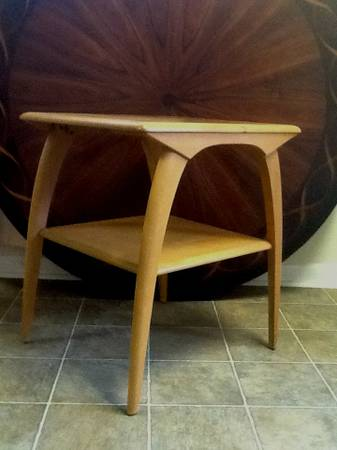Heywood Wakefield Table $230