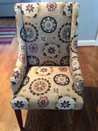 World Market Chairs $150 pair