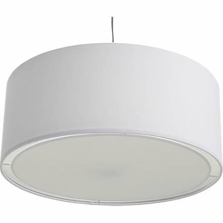 CB2 White Pendant Light $35