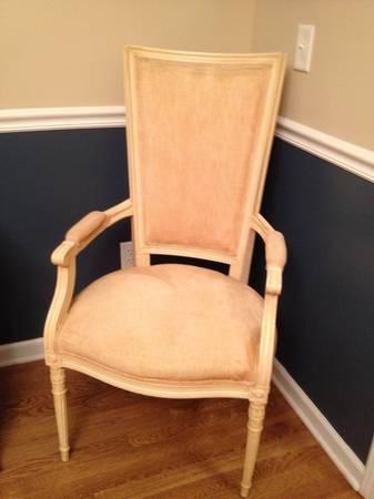Vintage Parlor Chair $75