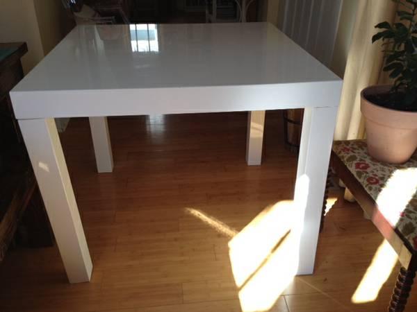West Elm Table $115