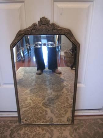 Antique Mirror $35