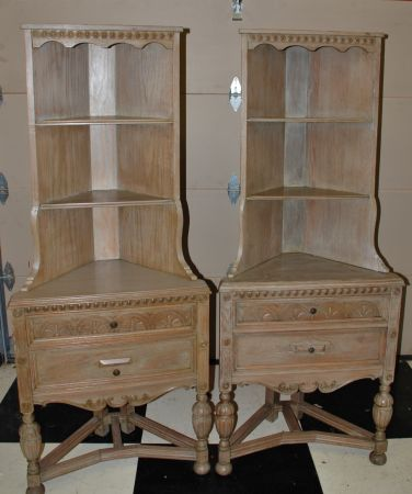 Pair of English Corner Cabinets $500  - I love these pieces and think they are great as is. Located in Athens, AL so not too close but Athens is right over the state line so if you're up for a drive.