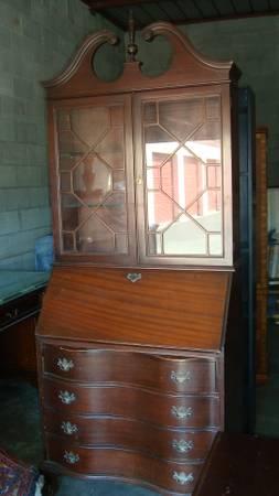 Antique Secretary $195