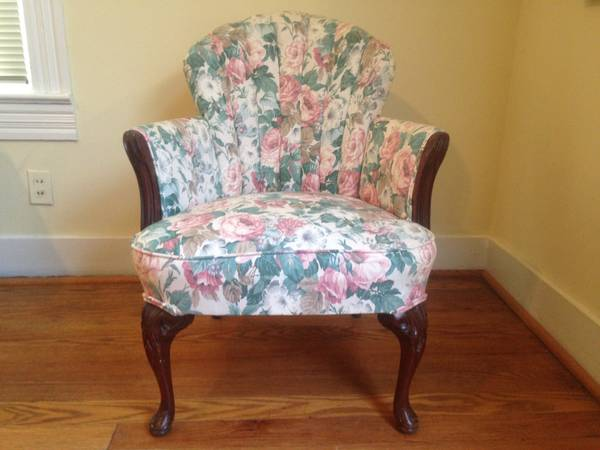 Parlor Chair $80  -