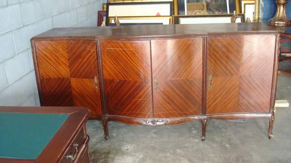 Antique Buffet $200