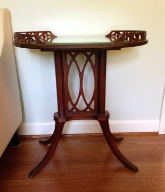 Antique Side Table $50