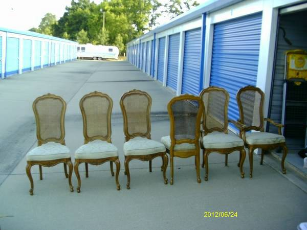 Dining Chairs $50 each