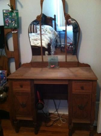 Antique Vanity $150