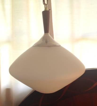 Mid Century Modern Light $65