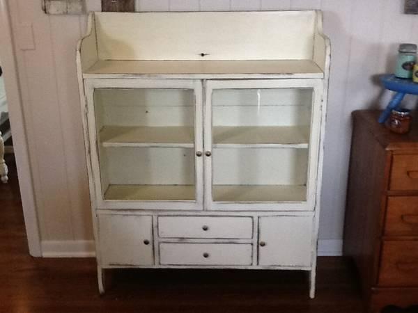 Vintage Cupboard $155