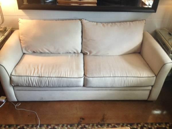 Pottery Barn Sleeper Sofa $300