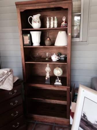 Bookshelf $30  - Another good bookshelf for the price.