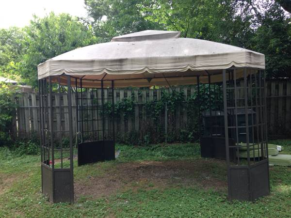 Outdoor Canopy/Gazebo $50