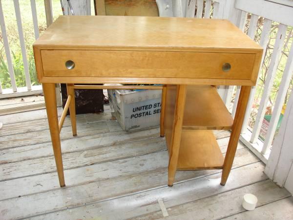 Mid Century Modern Desk $100