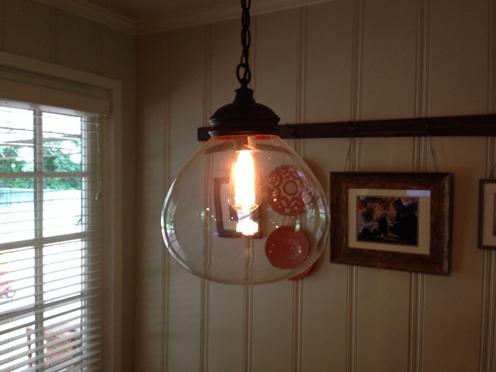 Allen and Roth Pendant Light $75