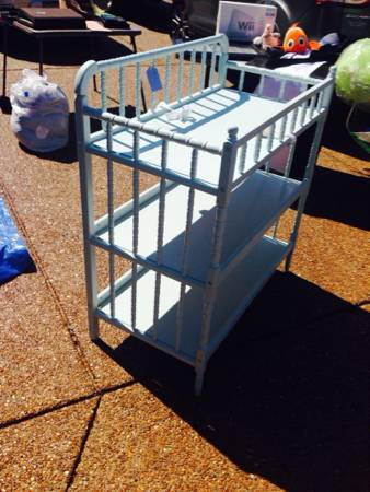 Jenny Lind Changing Table $50