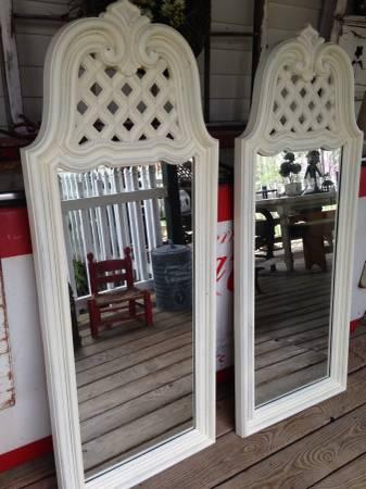 Pair of Mirrors $50