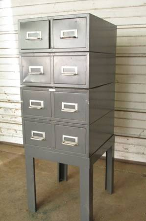 Index File Cabinet $75